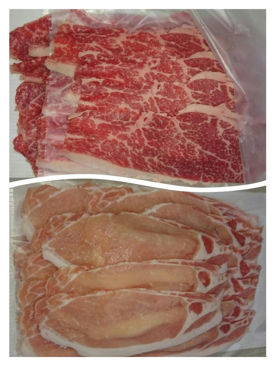 毎月9日19日29日はお肉が二割引  (定休日を除く)