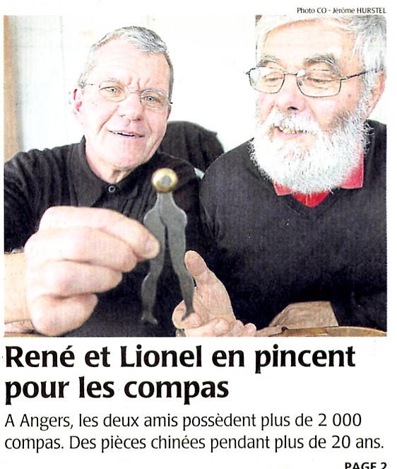Le Courrier de l'Ouest d'Angers