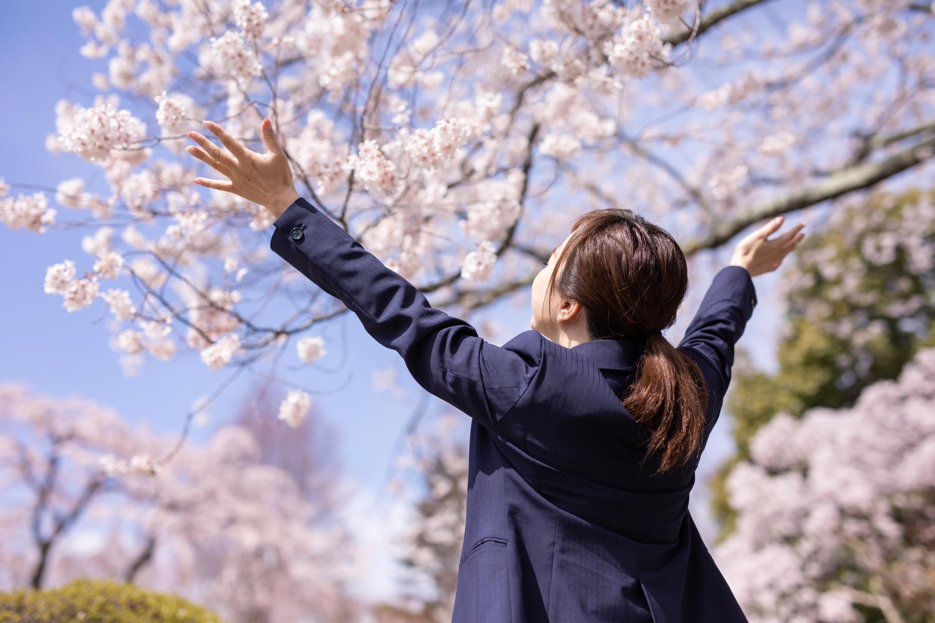 精神が不安定になりやすい「春」