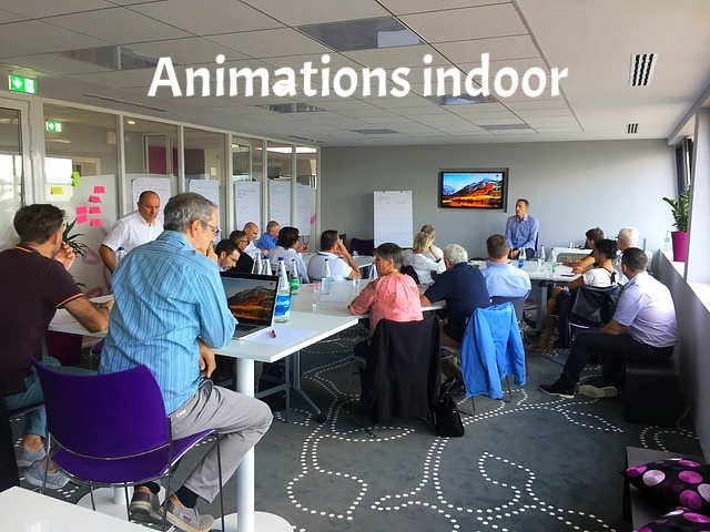 Animation/ Formation / Pédagogie