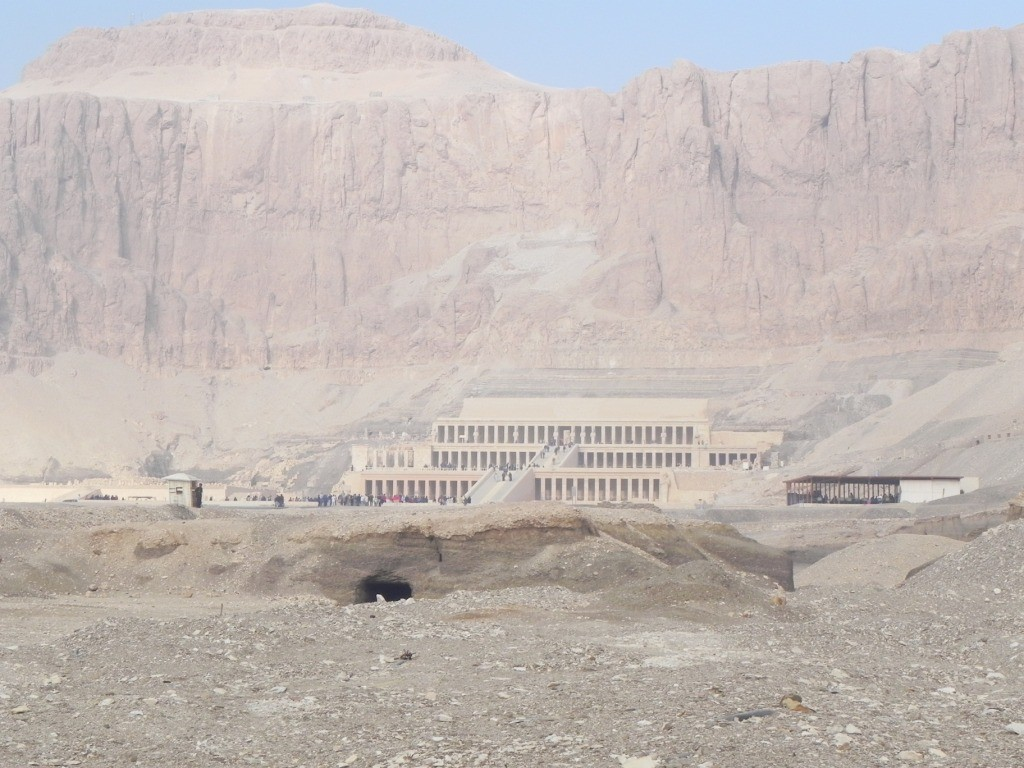 Complesso monumentale di Deir el Bahari
