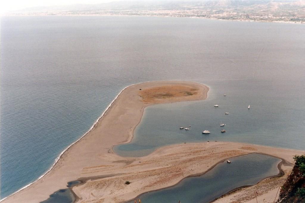 Laguna di Tindari - spiaggia di Marinello