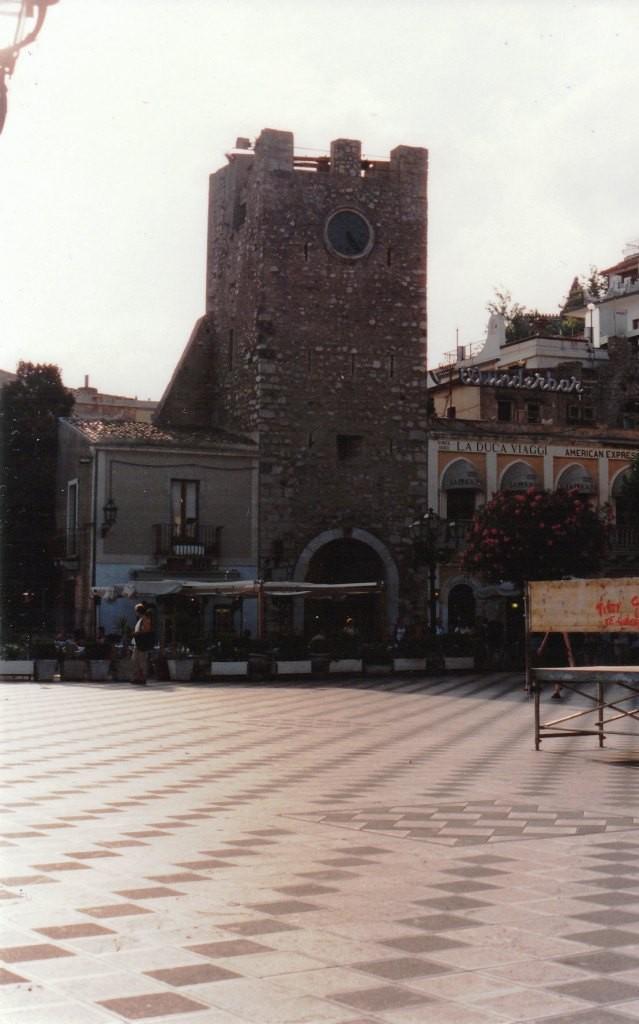 Piazza di Taormina