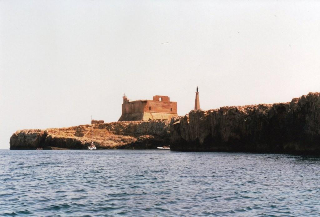 Tonnara di Capo Passero
