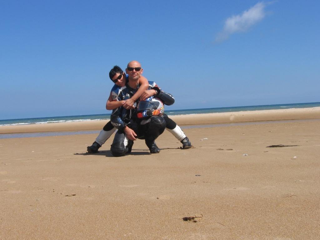 Spiaggia di Omaha Beach
