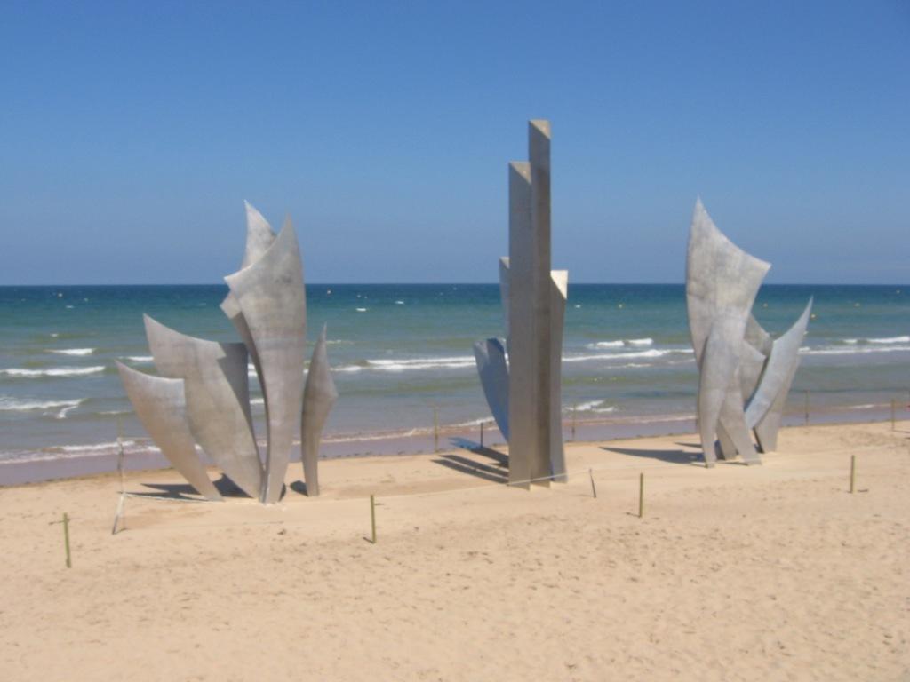 Scultura Omaha Beach