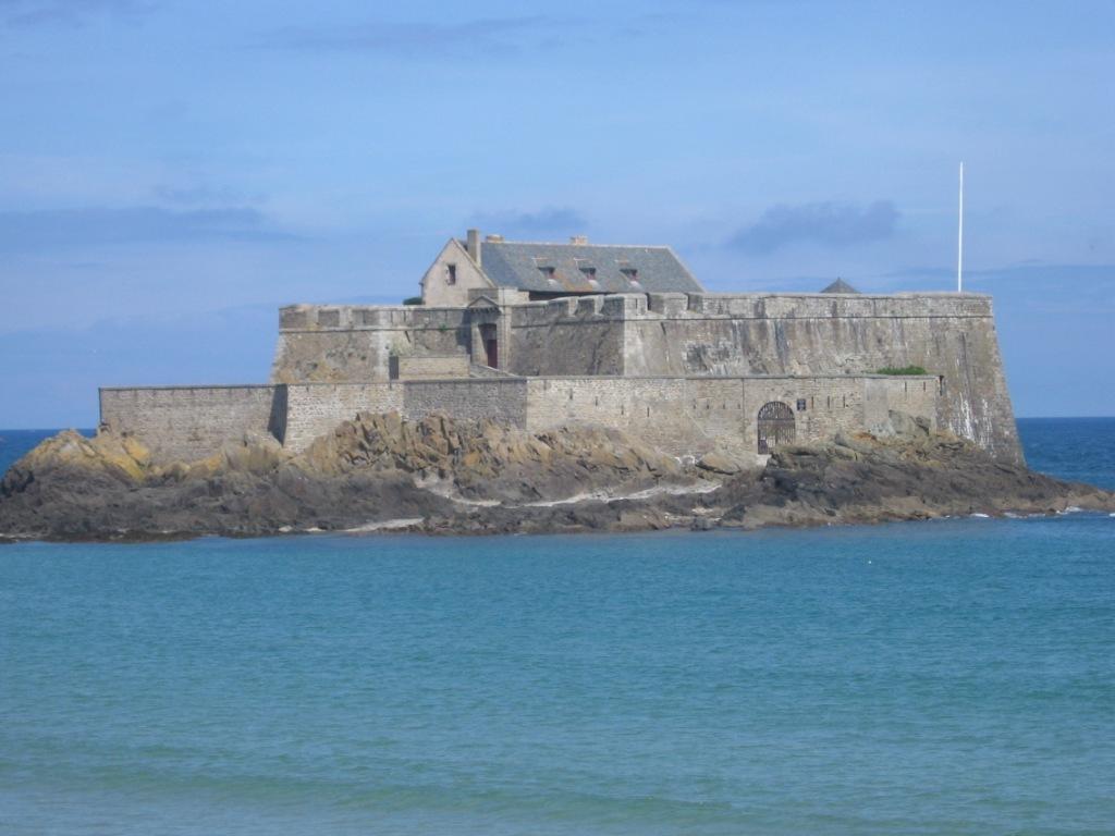 Fort de la Citè di Saint Servan