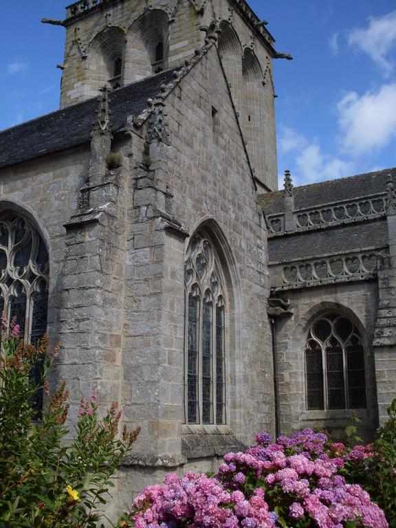 Locronan Chiesa di Saint Ronan