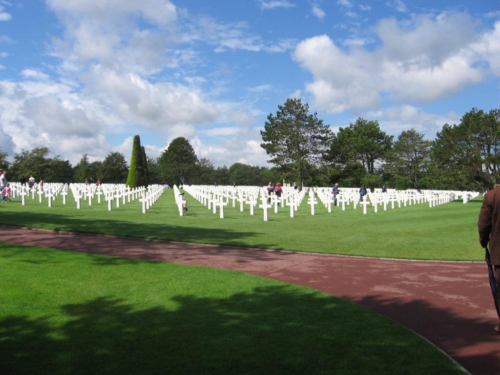 Cimitero militare di Omaha Beach