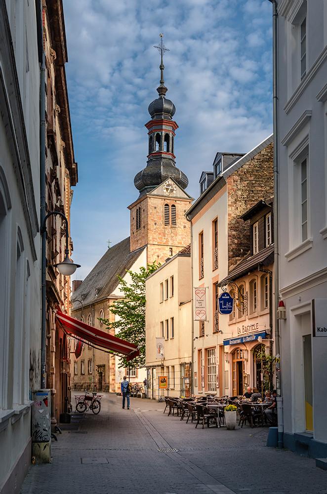 Sankt Johanner Markt
