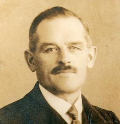 Bild von meinem Großvater