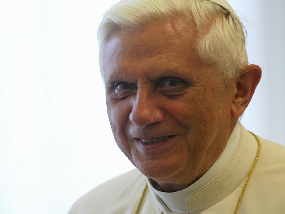 Papa emeritus Benedikt XVI.