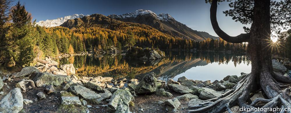 Lagh da Saoseo (Schweiz). Bild-Nummer: 353