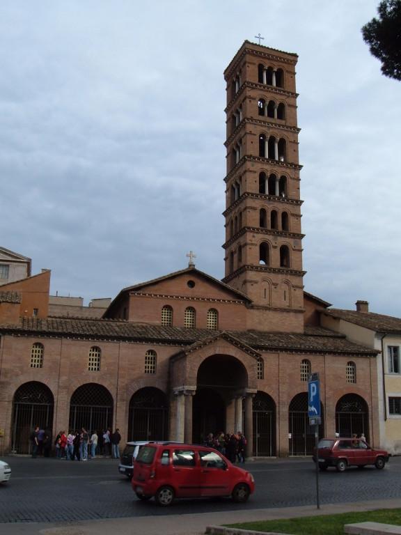 Церковь Santa Maria in Cosmedin