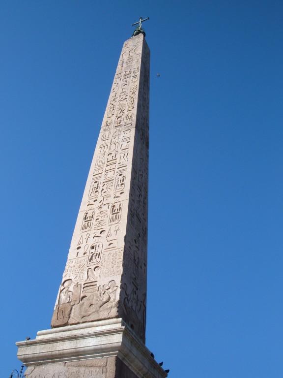Древнеегипетский обелиск