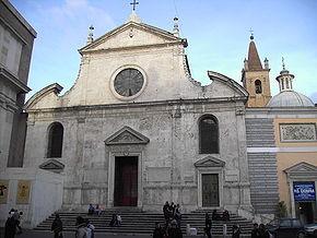 Церковь Санта Мария дель Пополо