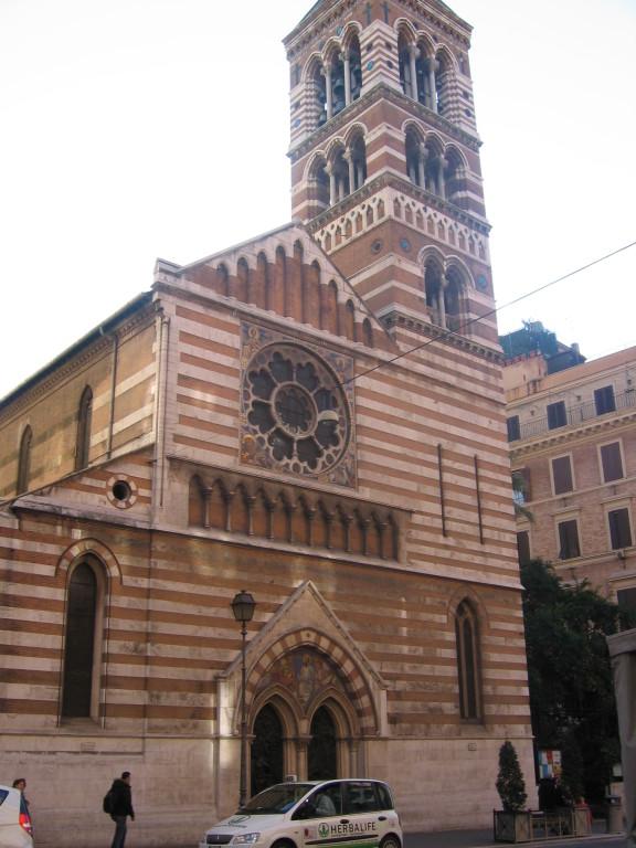 Церковь св. Павла - неоготика