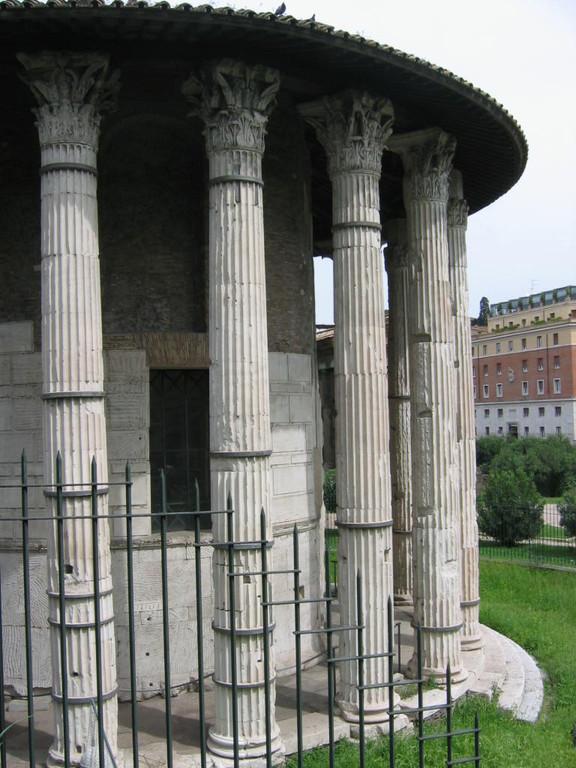 Храм Геркулеса 2 в. до н. э.
