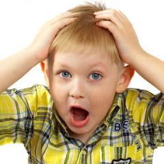 Leistungs- und Erwartungsdruck bei Kindern, Lernschwierigkeiten