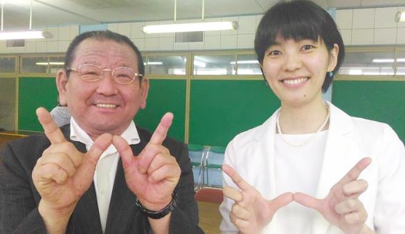 講師 澤田(右)・井手(左)