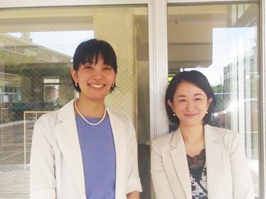 左から、澤田真由美・矢倉由美子