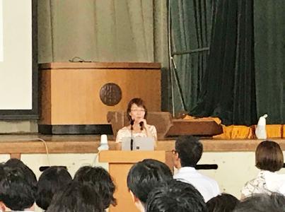 講師:木村知佐子