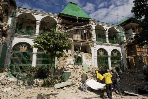 Sisma Haiti  Speranza tra le macerie