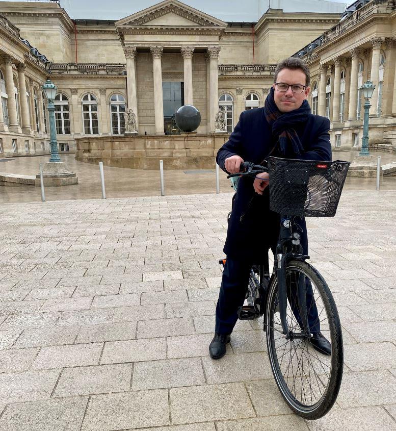 Guillaume Gouffier Cha député