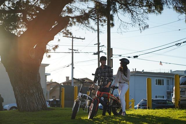 Couple à vélo electrique d'occasion
