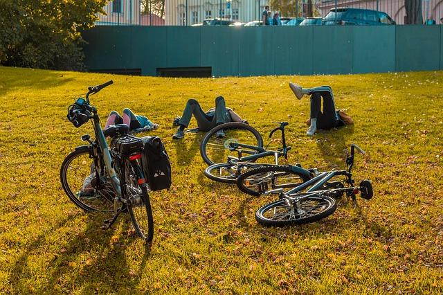 parc vélo électrique