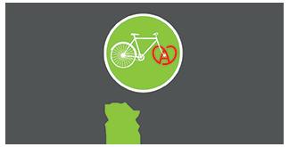 logo cycles et solidarité