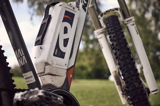 Batterie pour vélo tout terrain électrique bosch