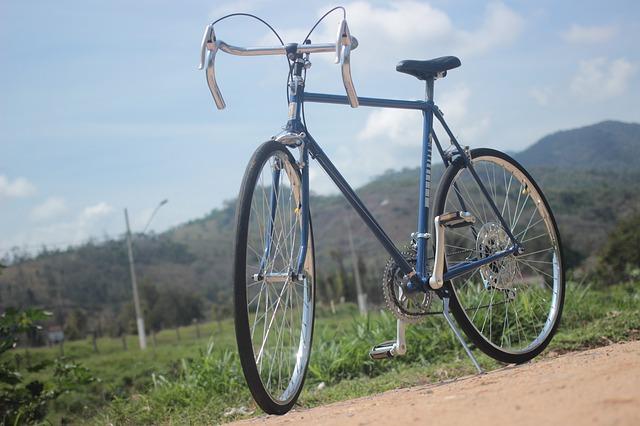 vélo de route vintage trocvelo