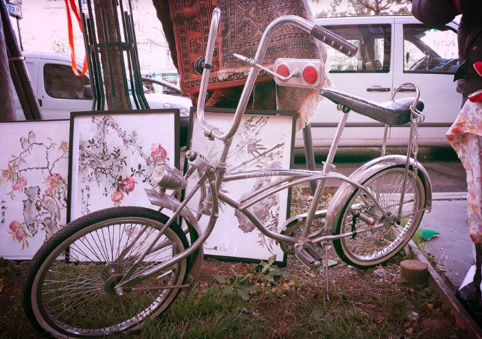 vélo cruiser