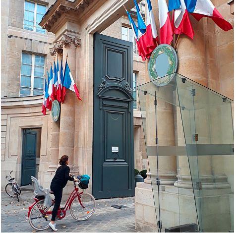 Parlement à vélo