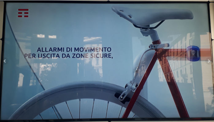 alarme vélo