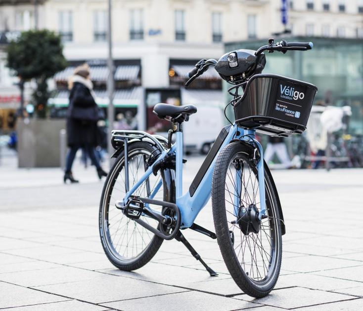 vélo electrique d'occasion leboncoin