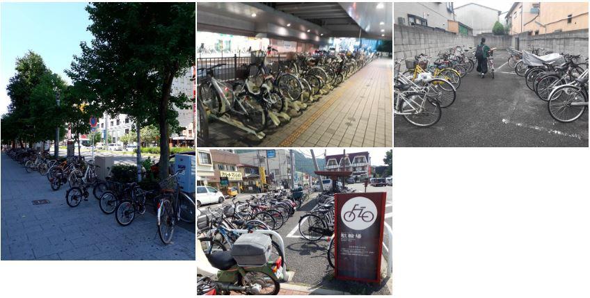 parking velo tokyo