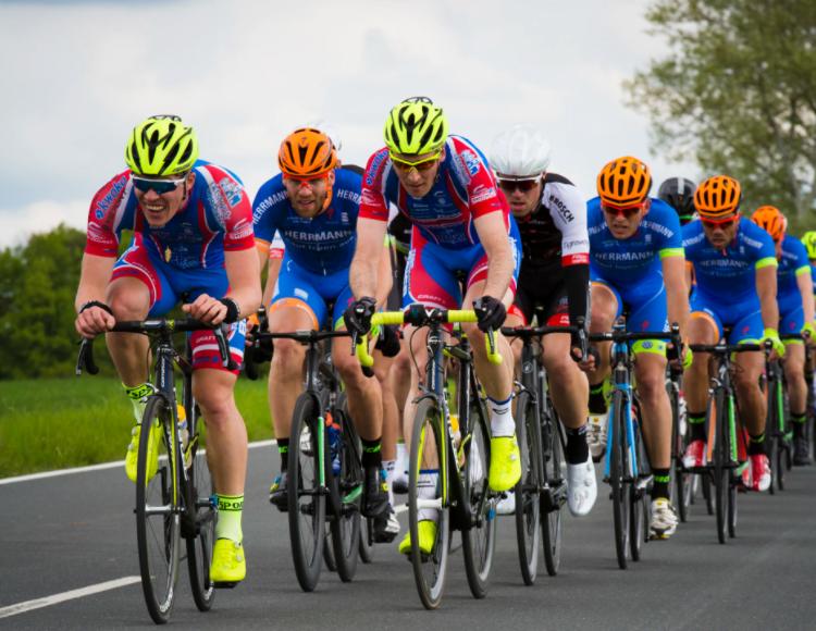équipe pro vélo