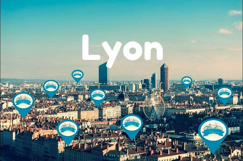 Lyon vélo d'occasion