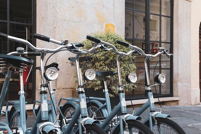 Flotte de vélos entreprise