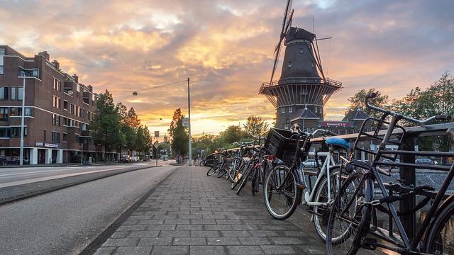 velo hollandais d'occasion