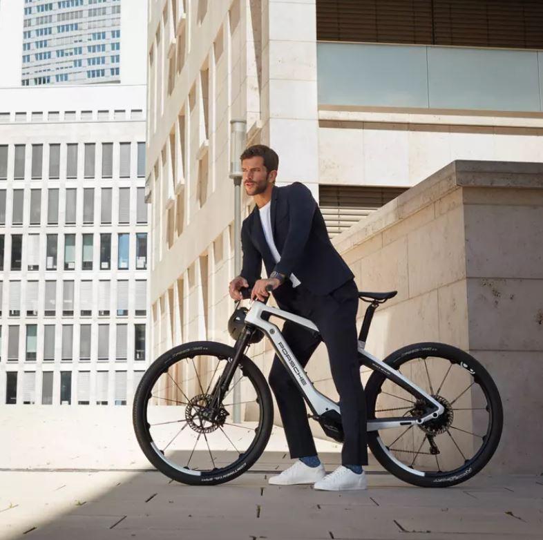 vélo électrique porsche