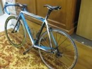 vélo de course bleu vente domaniale