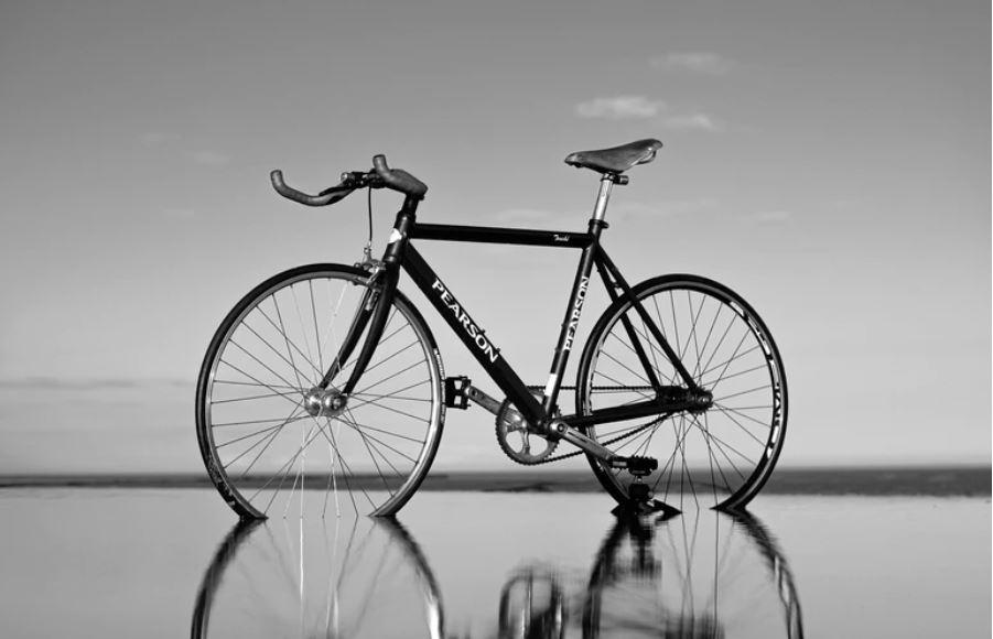 vélo de construction auto