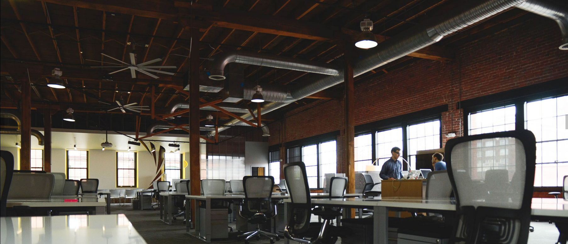 Indoor climate in open plan offices