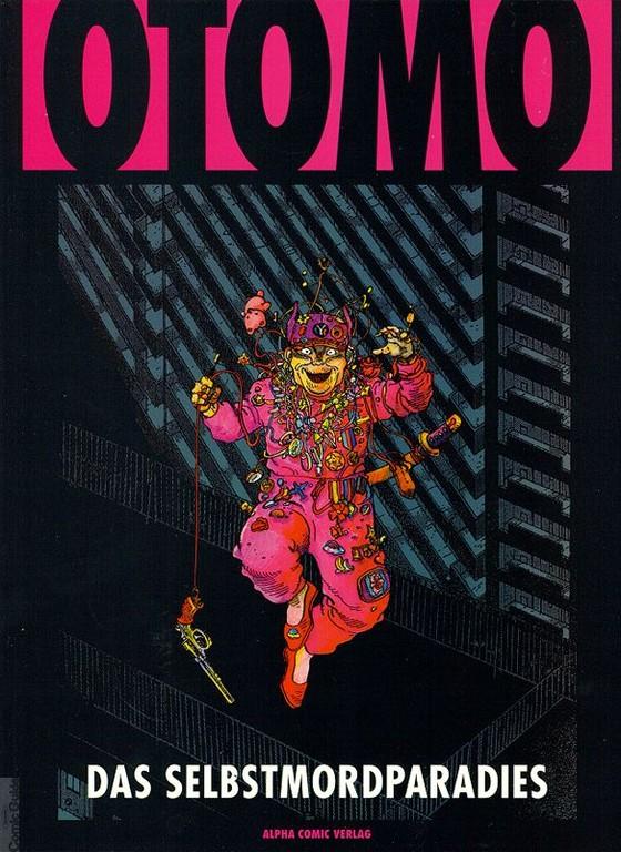 «Das Selbstmordparadies» von Katsuhiro Otomo (Alpha Comics)