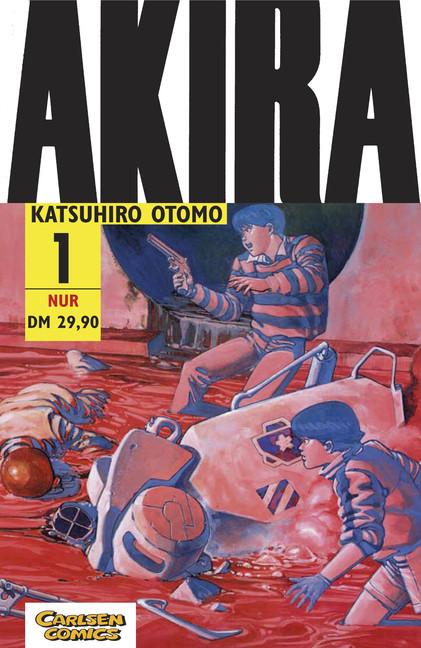 «Akira» von Katsuhiro Otomo (Carlsen)