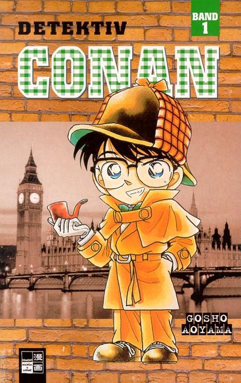 «Detektiv Conan» von Gosho Aoyama (Egmont)