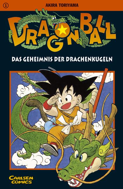 «Dragon Ball» von Akira Toriyama (Carlsen)
